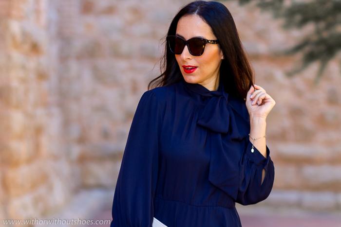 BLogger de moda de Valencia con ideas de outfits para ir guapa a un evento celebracion