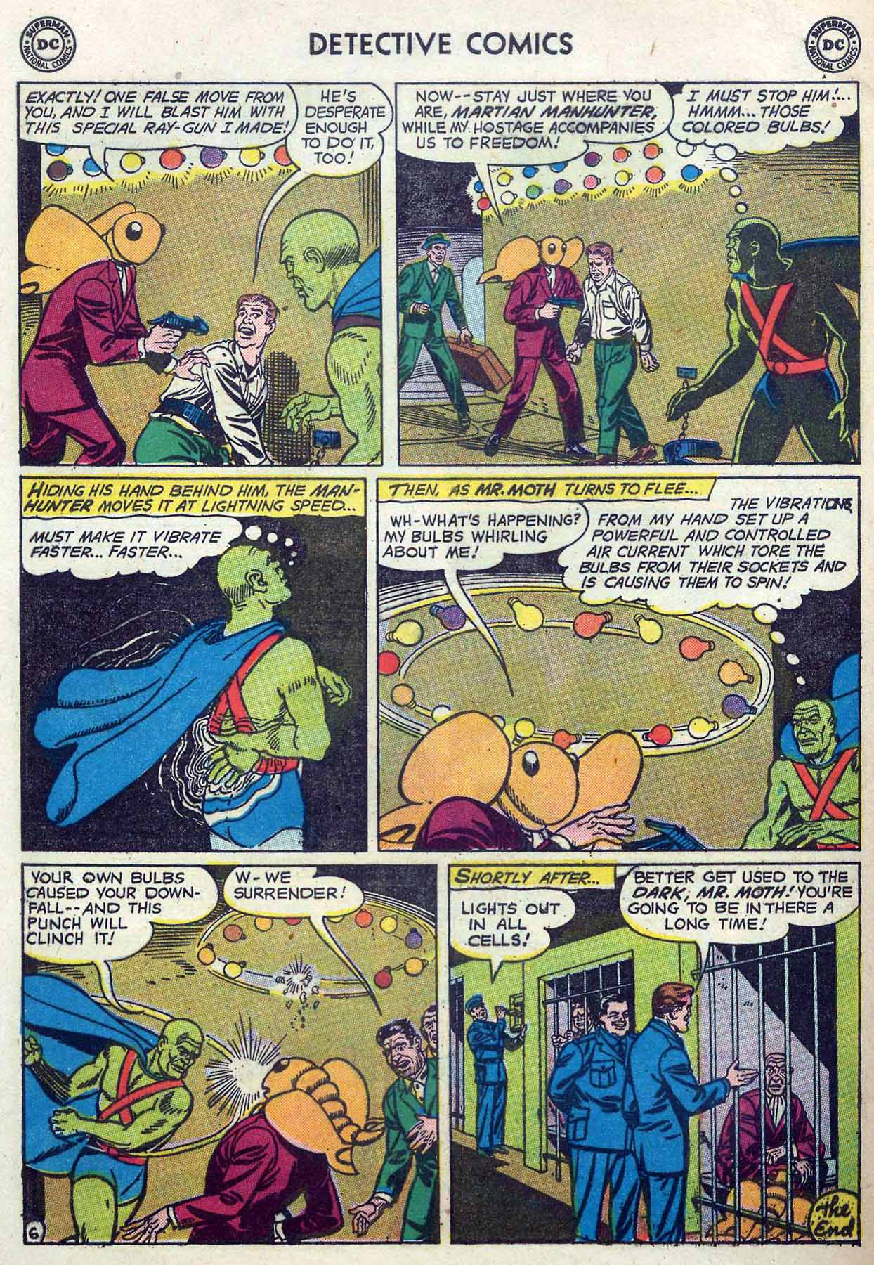 Detective Comics (1937) 277 Page 31
