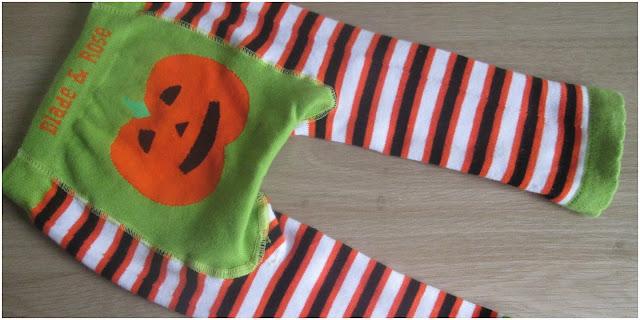 Halloween leggings from Blade & Rose #Review