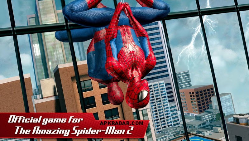 The Amazing Spider-Man 2 1.1.1c Offline APK