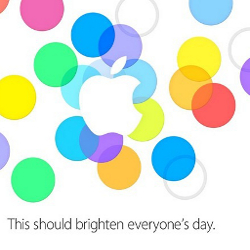The Cupertino company has extended an invitation to the press for an event on September 10. On the cardboard sent by Apple, bubbles colors suggest to launch next iPhone with hulls in color.