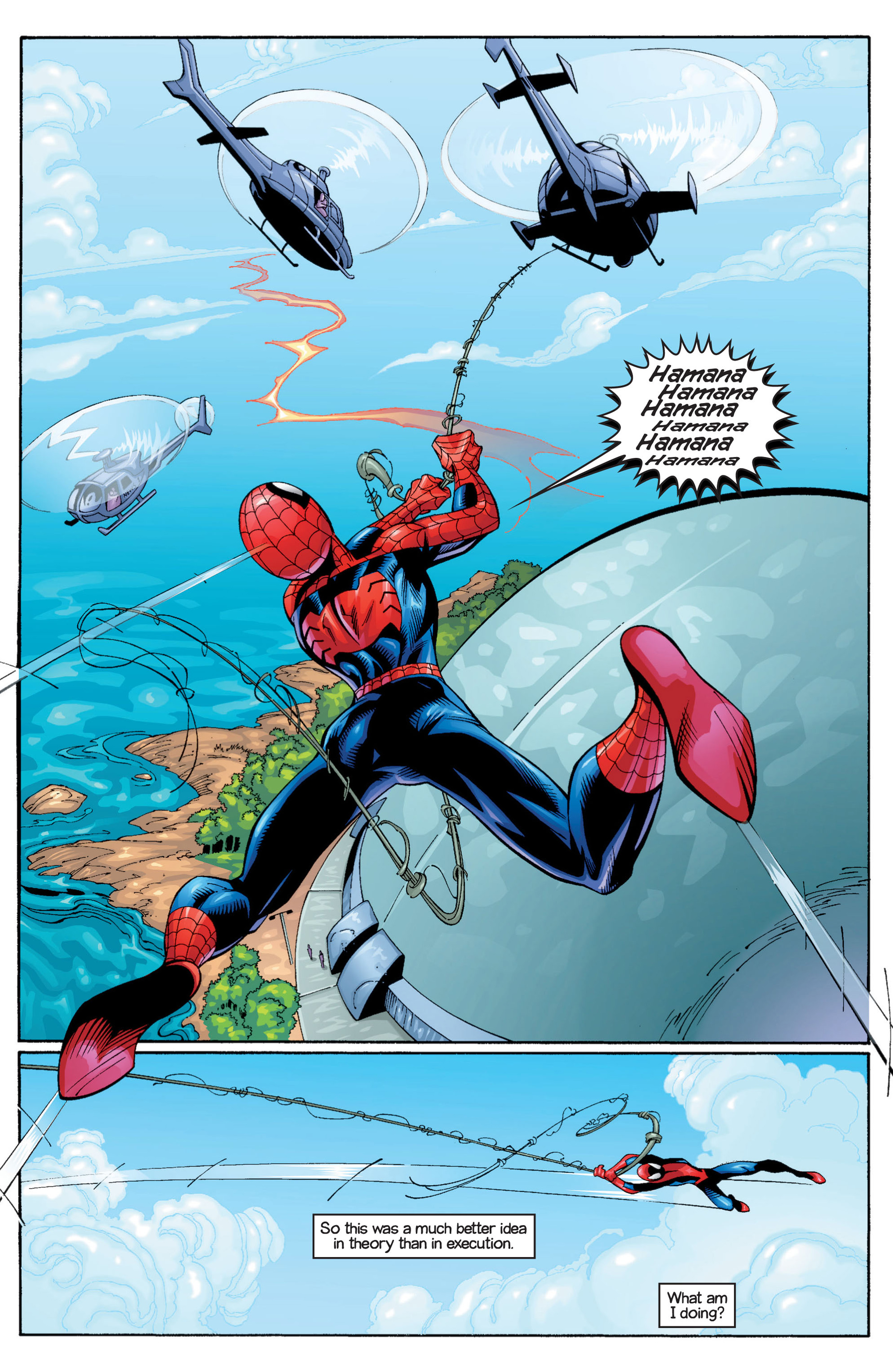 Read online Ultimate Spider-Man (2000) comic -  Issue #17 - 20