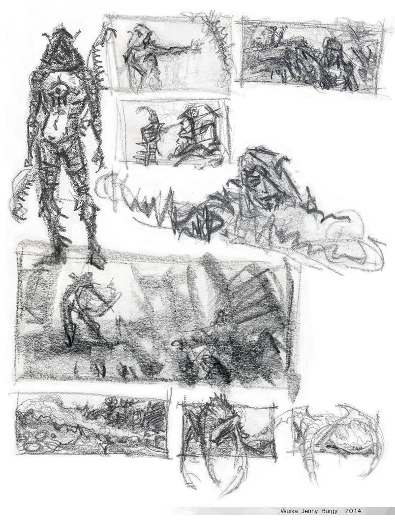Crobar Concept Art