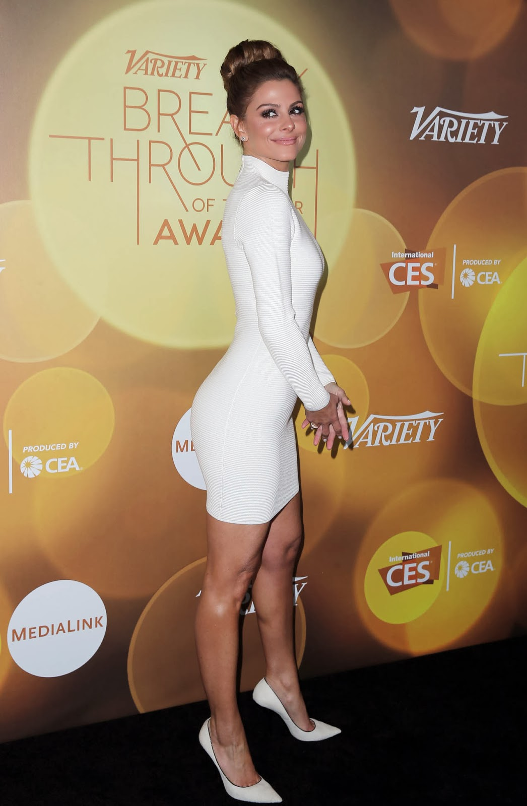 Opinion obvious. maria menounos upskirt at vga can