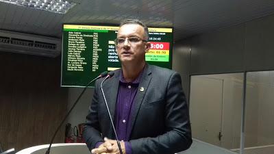 Vereador Sargento Neto afirma ser contrário à intervenção militar na Paraíba