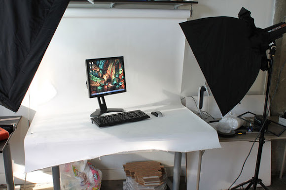 cara mengambil foto produk dengan pencahayaan