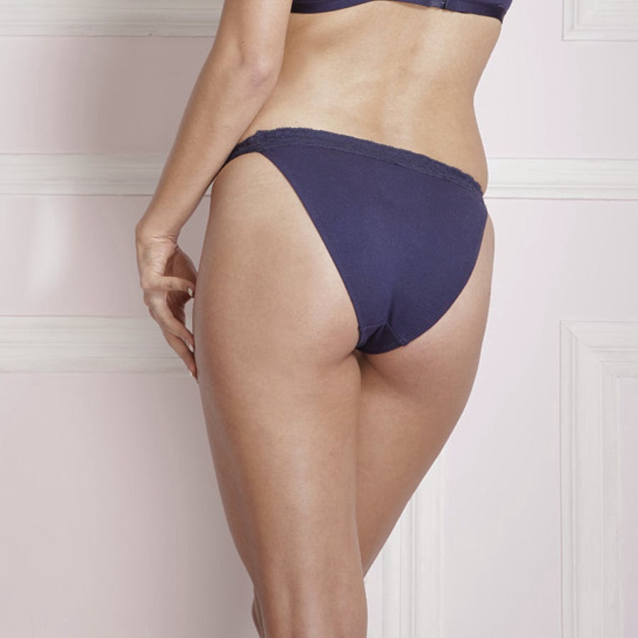 When you wear bright colored underwear beneath light clothing colors, the shape of your panties becomes visible. For the outfits with a lot of bright or sheer color, stick to dark or nude undies. Panties can be comfortable, cute, and sexy.
