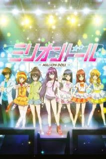 detail dan nonton trailer anime Million Doll (2015)