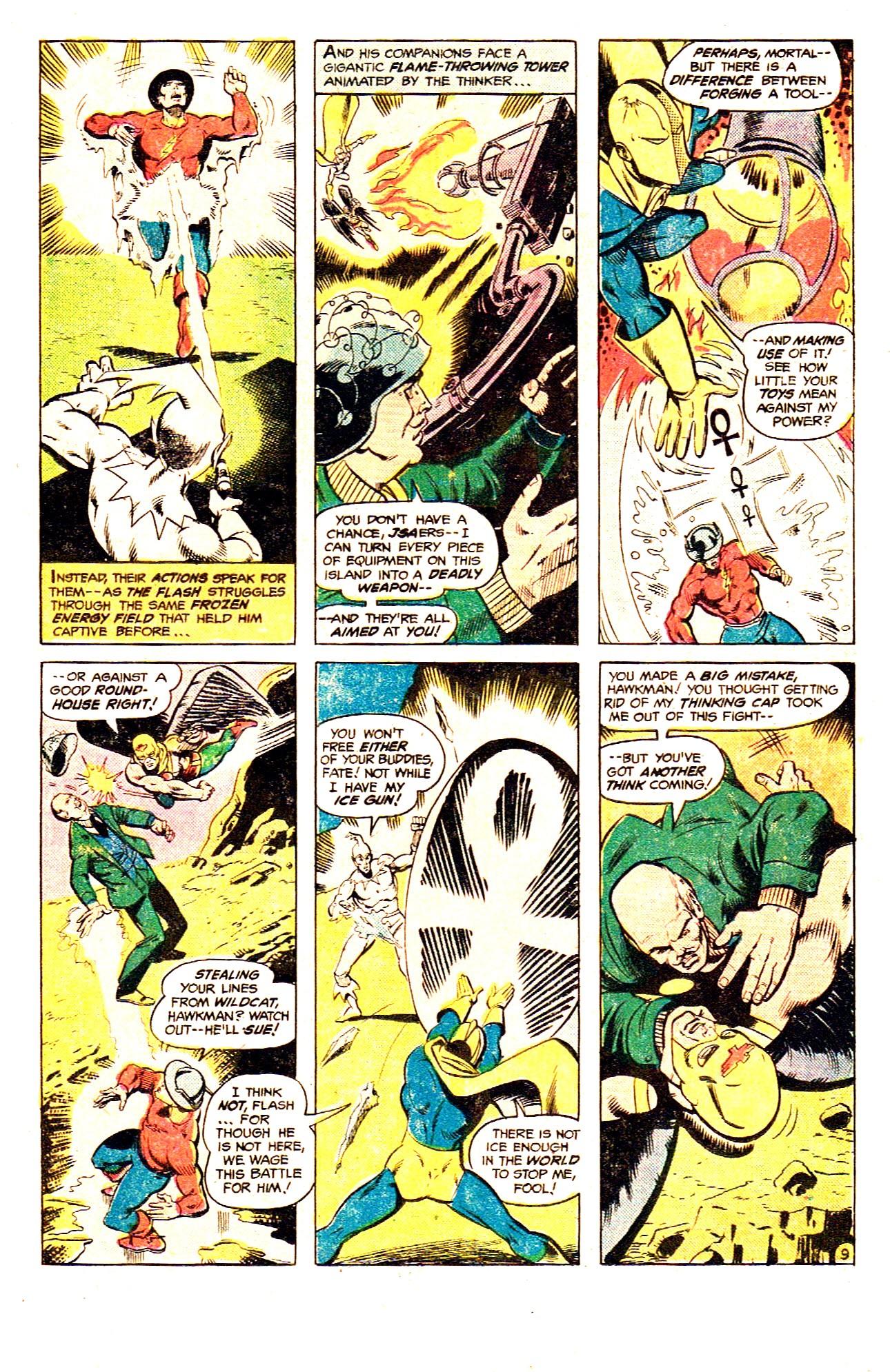 Read online All-Star Comics comic -  Issue #66 - 15