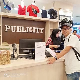 Mampir di FO Publicity, berbelanja baju branded muslim murah dengan kualitas bahan yang baik dan nyaman dipakainya