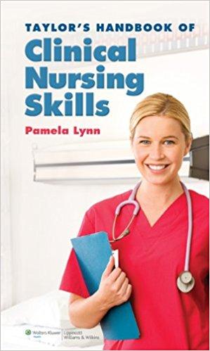 Taylor Sổ tay kỹ năng lâm sàng Điều dưỡng
