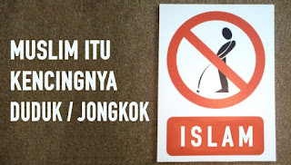 Inilah Alasan dan Penjelasan Mengapa Islam Melarang Makan, Minum, dan Kencing Berdiri