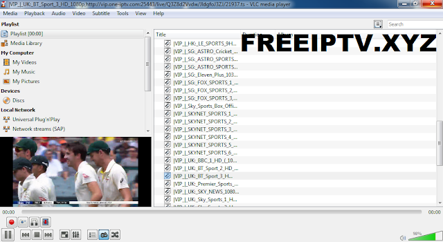 free iptv sport