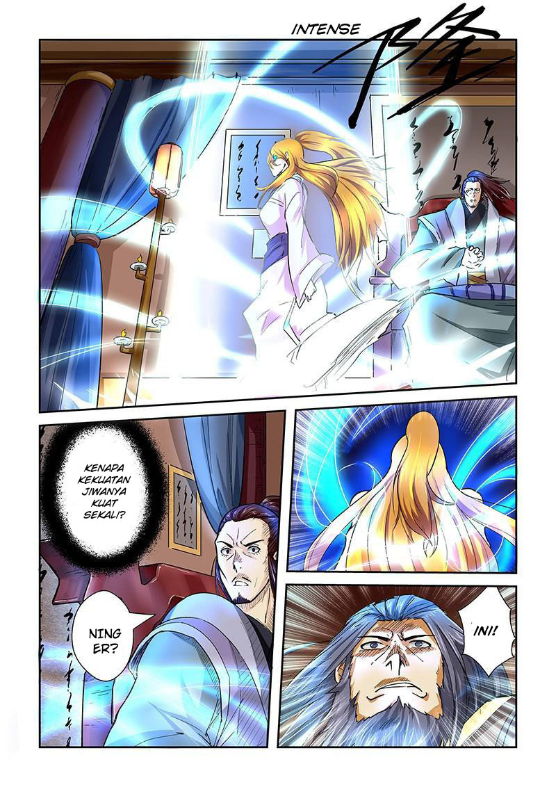 Tales of Demons and Gods Chapter 40