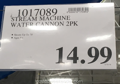 Deal for the Machine Water Cannon at Costco