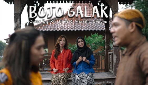 Download Lagu Ria Ricis - Bojo Galak Mp3 (4,44MB) Feat Marisha Chacha,Ria Ricis, Lagu Cover, 2018