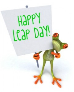 Happy Leap Day!