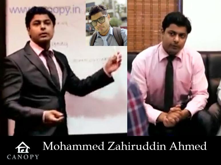 Mohammed Zahiruddin Ahmed alias Zaheer