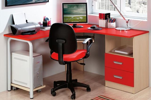 Modelos de escritorios juveniles decoraci n del hogar - Modelos de escritorios de madera ...