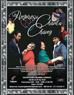 Los Amores de Chavita Chávez (MICRO-TEATRO) 1