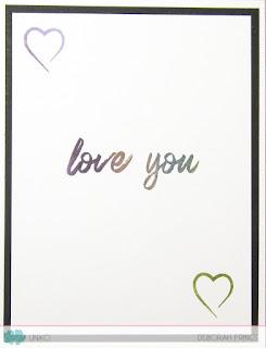 Love, Hugs, Kisses inside - photo by Deborah Frings - Deborah's Gems