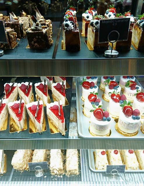 Kentro, Oakleigh, cakes