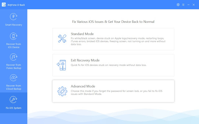 Imyfone D Back IPhone Data Recovery Tool Free Download
