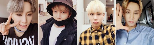 K-Pop grupo MVP -  KangHan