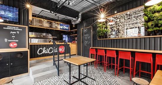 Desain interior unik kafe kontainer Part 1  1000 Inspirasi Desain Arsitektur Teknologi