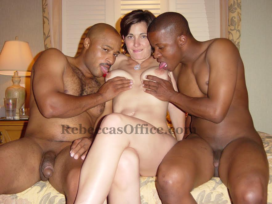 Dream interracial rebecca