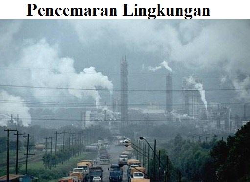 Lingkungan Dan Pencemaran