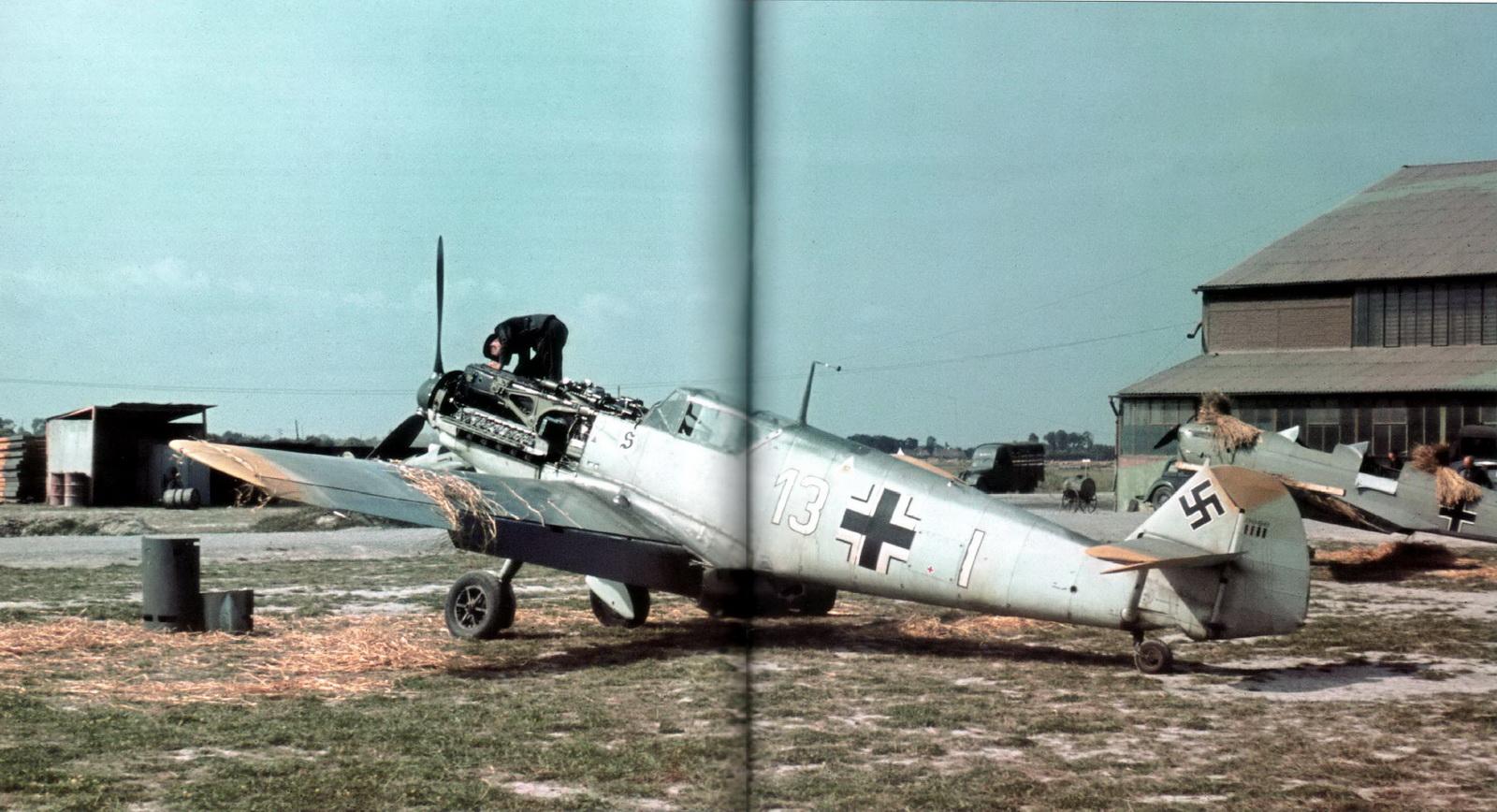 War 2 Aircraft Luftwaffe Markings World
