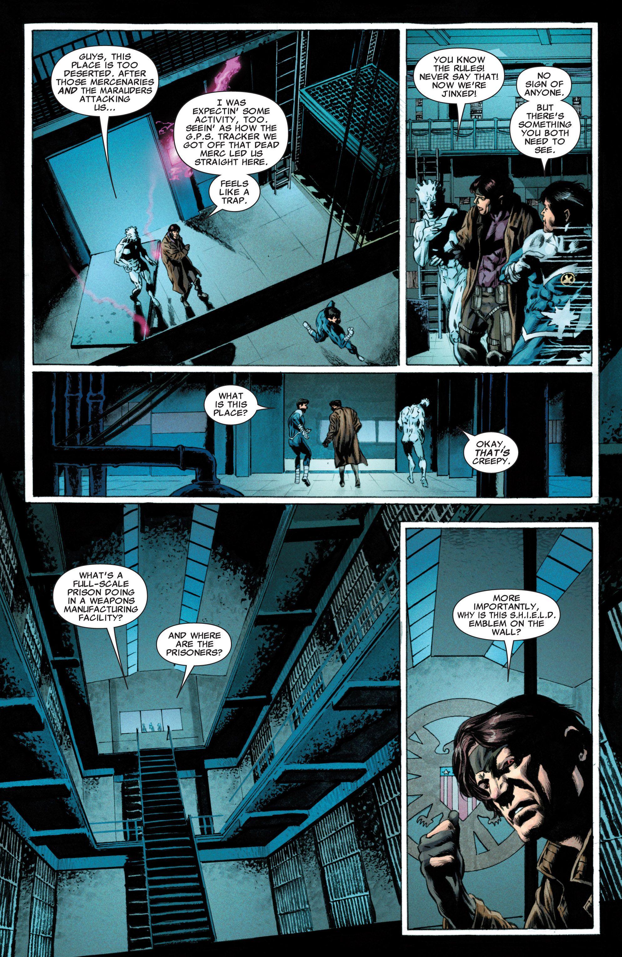 Read online Astonishing X-Men (2004) comic -  Issue #50 - 4