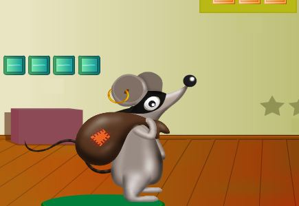 GamesClicker Funny Mouse Escape Walkthrough