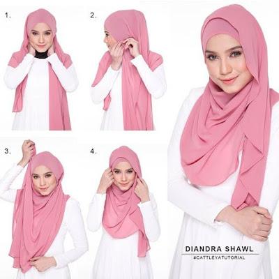Style Hijab Anak Muda Simple Cantik