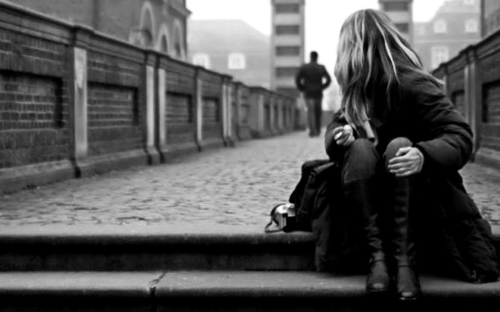 غادرت وحملت قلبى معك