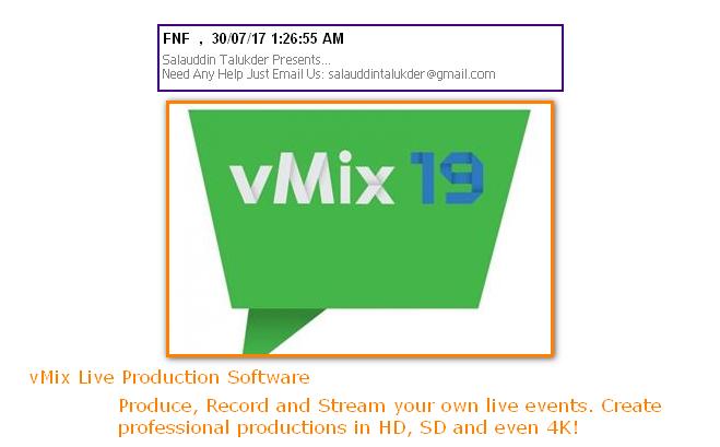 key vmix 19.0.0.42