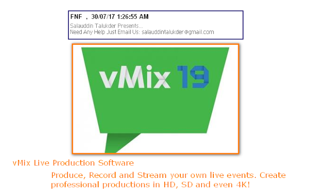vmix software free download full version crack