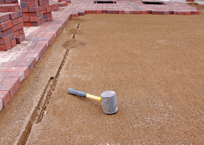 The Allan Block Blog: 10 Step Guide to Installing a Paver Patio