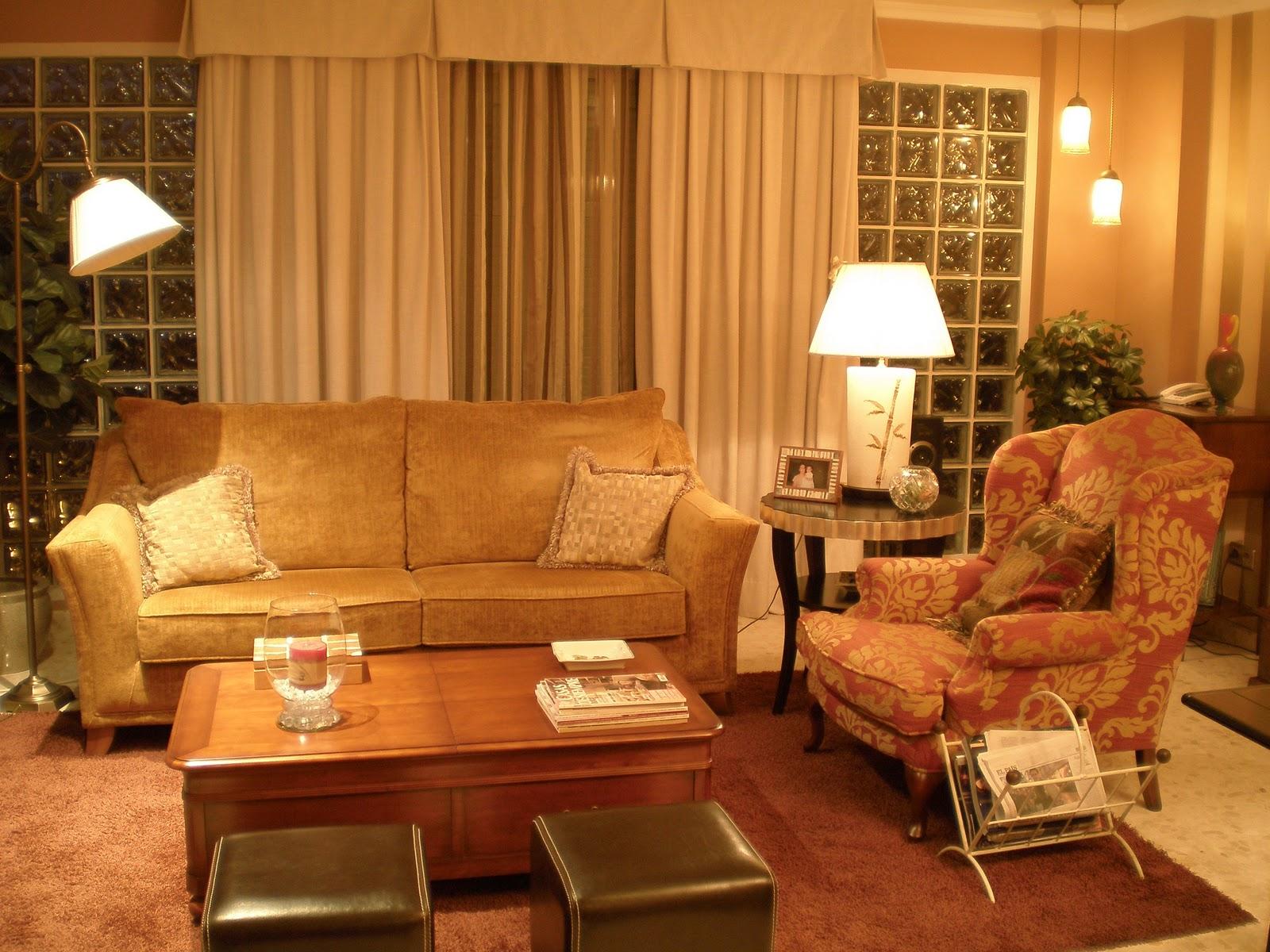 Blog de mbar muebles iluminar un sal n - Como iluminar un escaparate ...