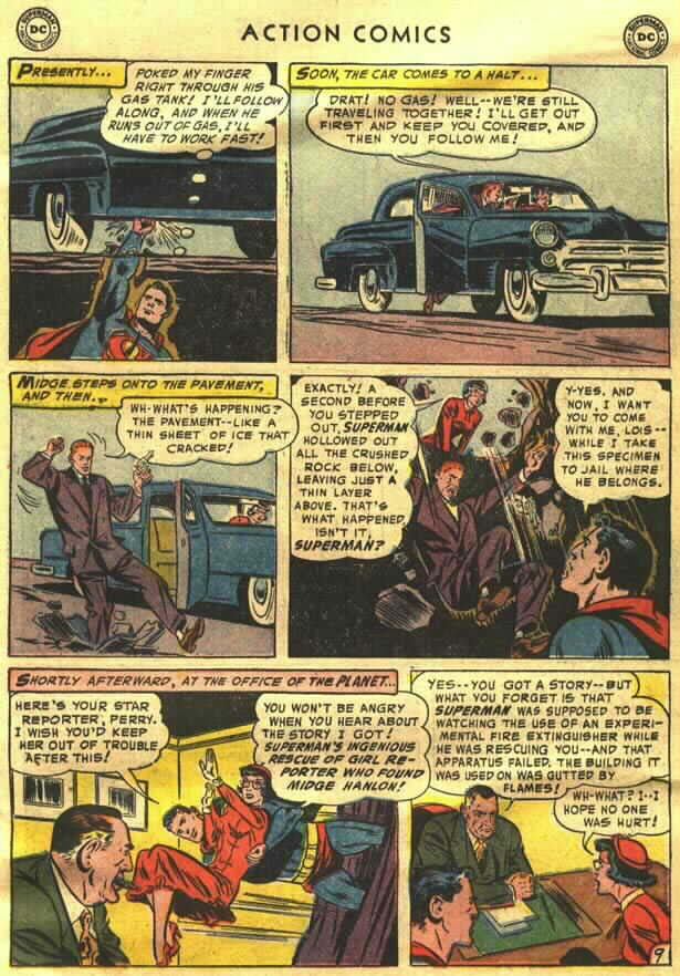 Read online Action Comics (1938) comic -  Issue #202 - 11