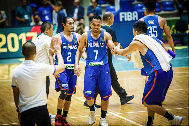 SEE: Final Roster Gilas Pilipians 2018 Asian Games Indonesia List