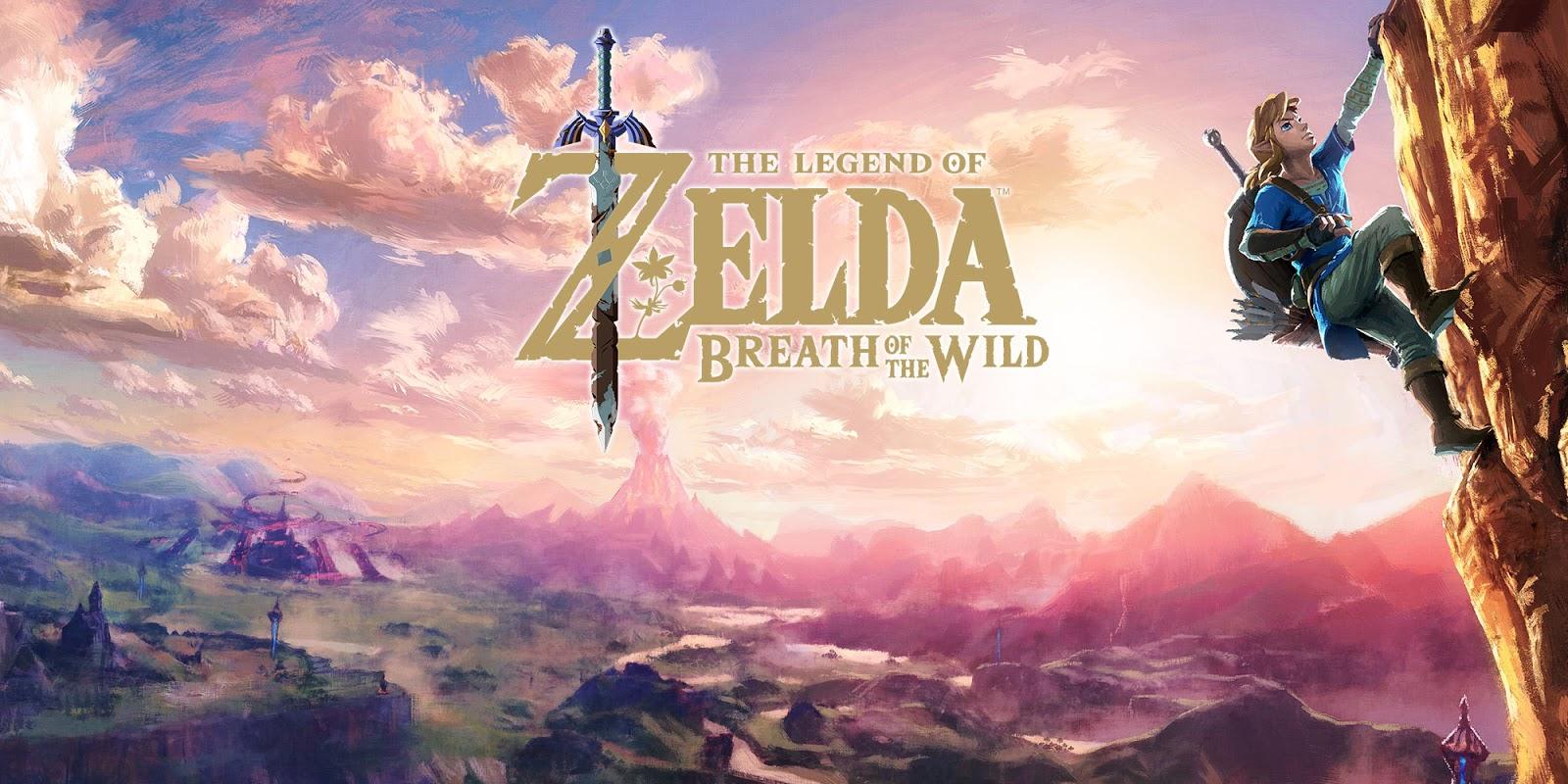 Logran superar The Legend of Zelda: Breath of the wild en 58 minutos