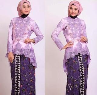 Gambar Baju Batik Kebaya Terbaru