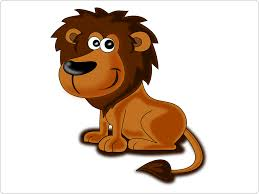 this is an image of lion
