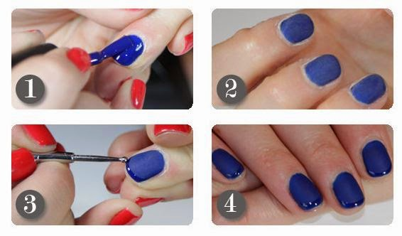 Simple Nail Art Designs For Short Nails | The Great Monkey ...