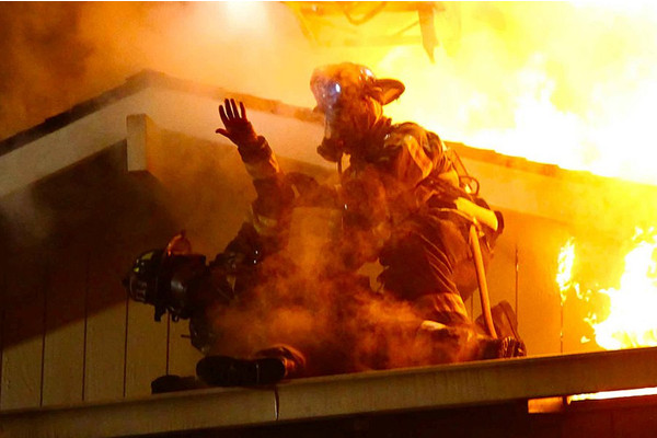 Fully Involved San Jose Firefighter Update