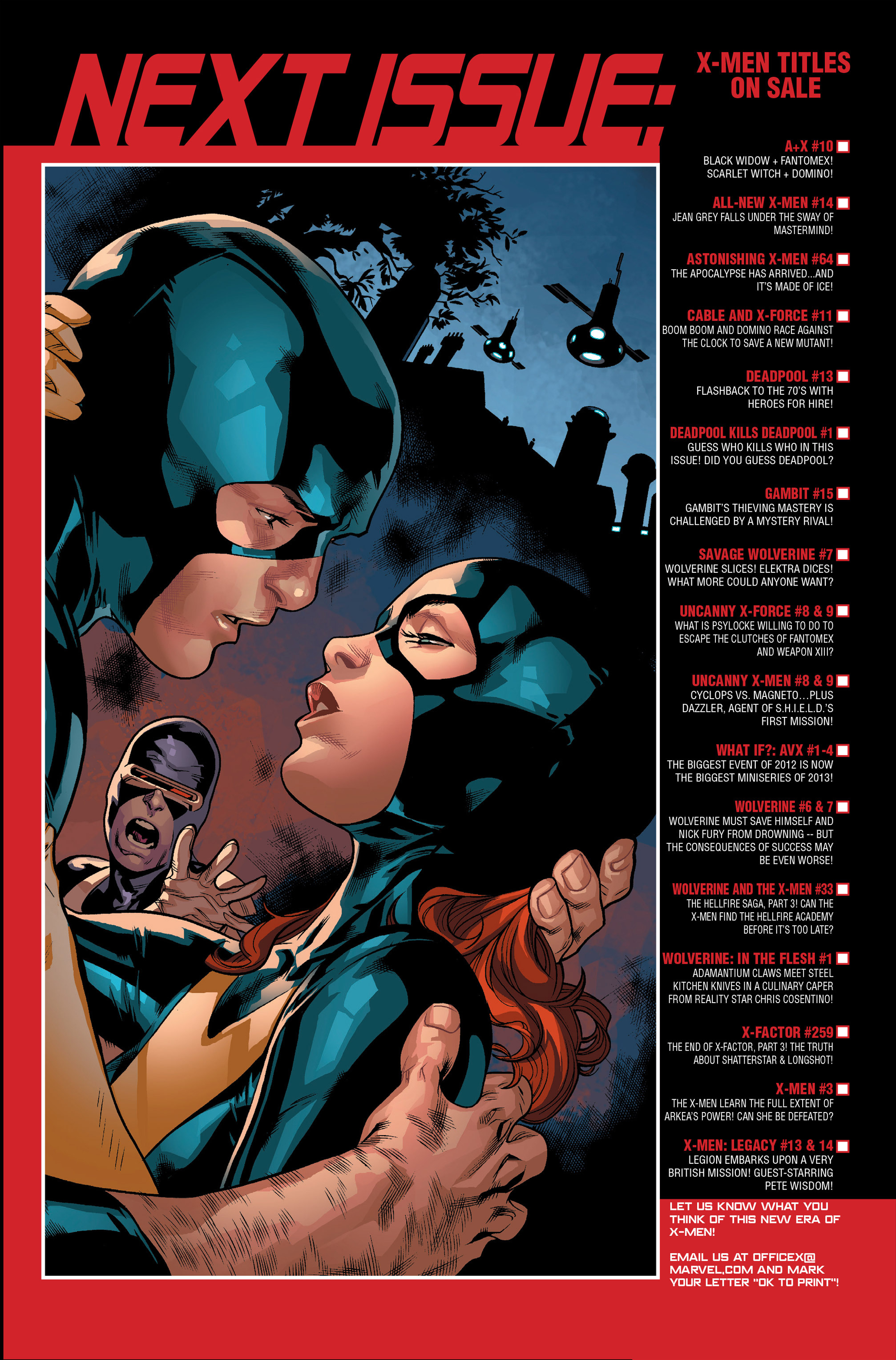 Read online All-New X-Men (2013) comic -  Issue # _Special - Out Of Their Depth - 88