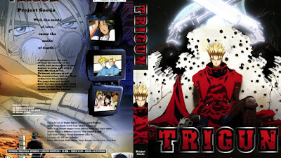Trigun subtitulado -[26/26] MP4 Y AVI - Mega - Mediafire
