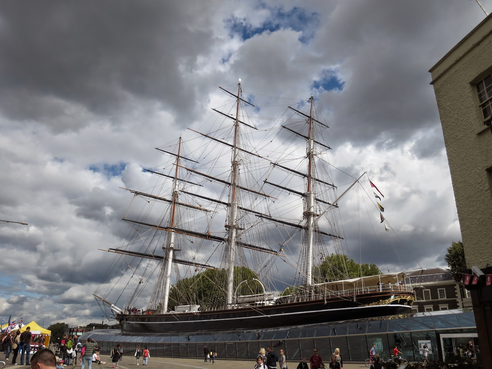 Maritime Greenwich Day Trip: The Cutty Sark